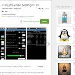 eliquid-recipe-manager-lite